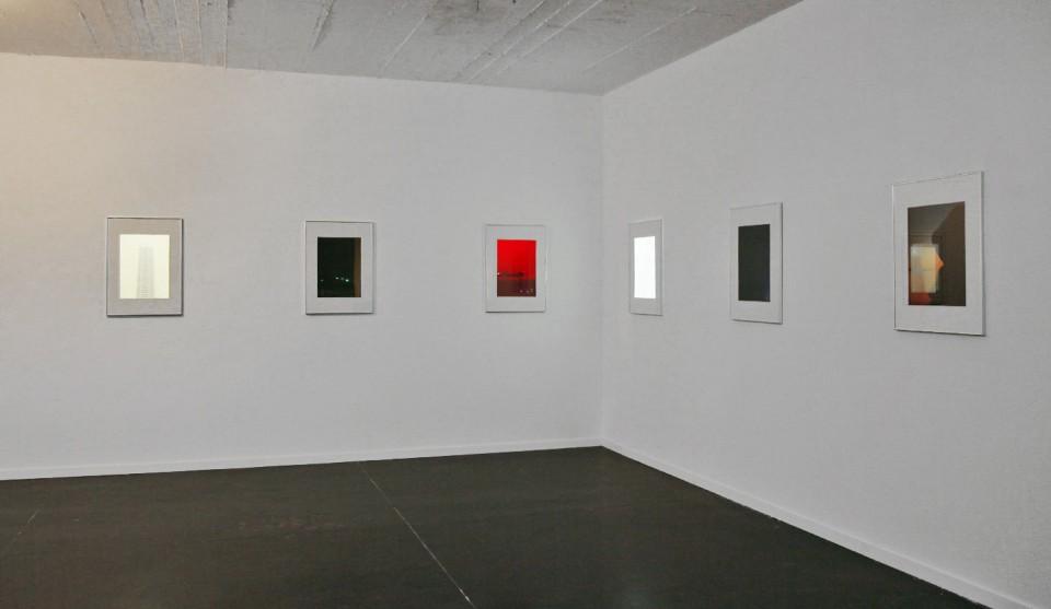 The Shadow, 2016, installation view at RawArt Gallery, Tel Aviv.