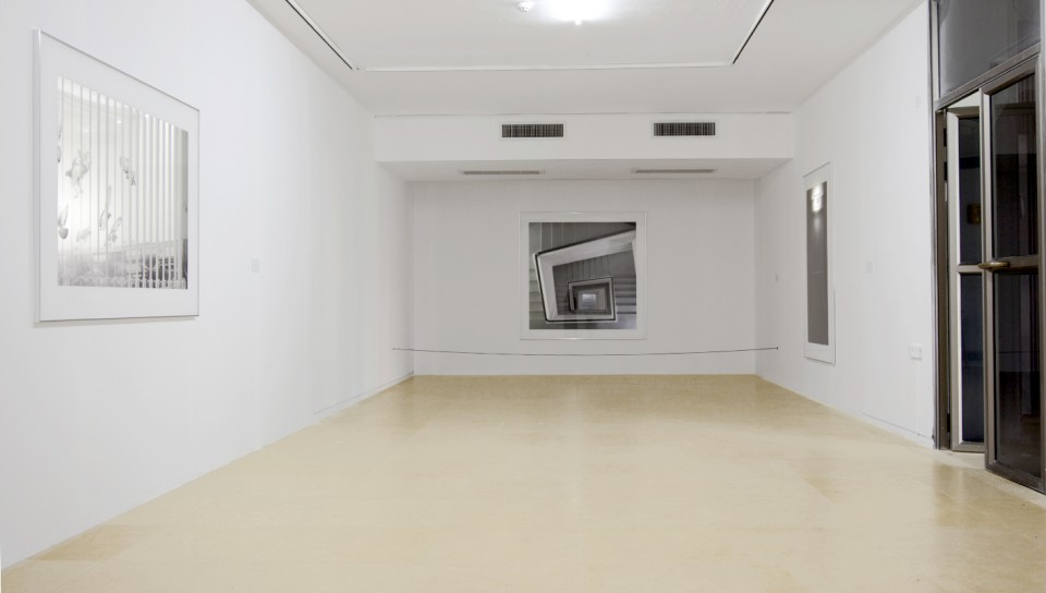 The Perfect Crime, 2017, installation view